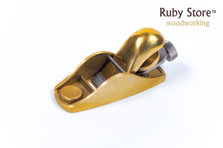 Qiangsheng Luban No. 101 Bronze Block Plane, Low Angle Mini Hand Plane – Fine Woodworking