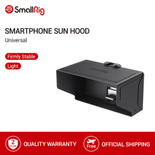 SmallRig 스마트 폰 썬 후드 (대형) 스마트 에서 72mm 78mm 아이폰/Sumsung 핸드폰 Sunhood  2500