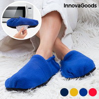InnovaGoods Fuß Erwärmung Hausschuhe-in Auto-Bremsbeläge & Schuhe aus Kraftfahrzeuge und Motorräder bei