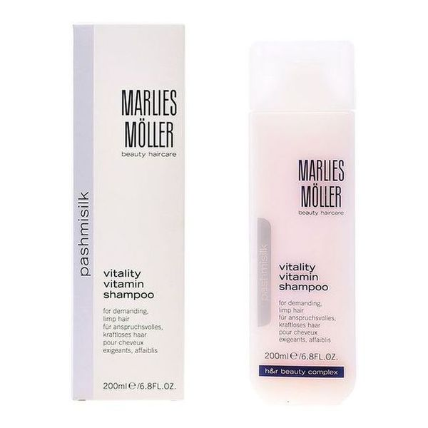 Nourishing Shampoo Pashmisilk Marlies Möller