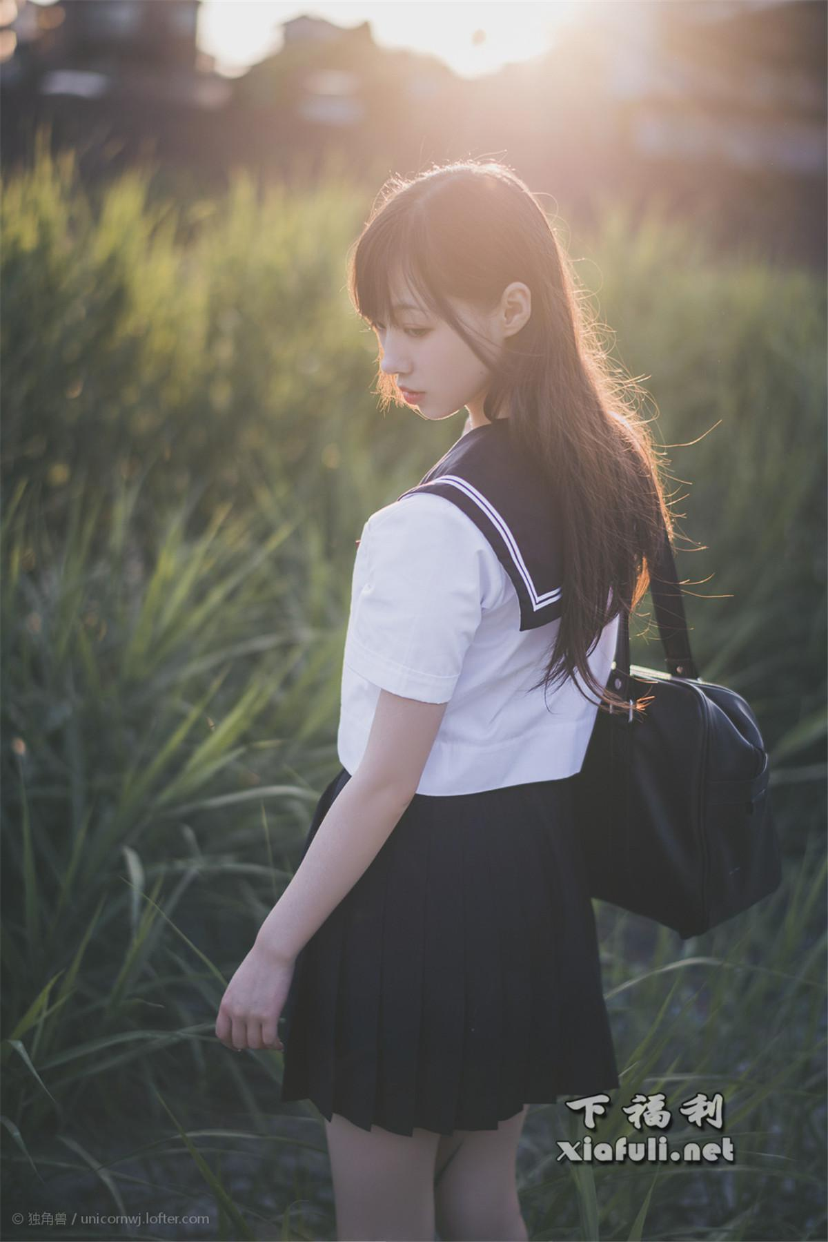 超清纯的日系小姐姐[340P/126M]插图3