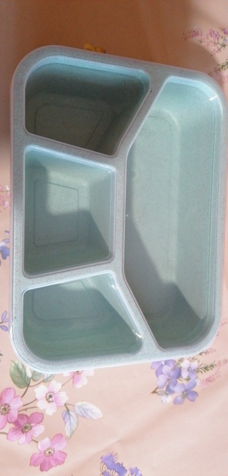 Healthy Material Food Storage Lunch Box photo review