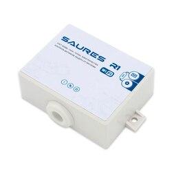 Система передачи показаний и защиты от протечек SAURES R1