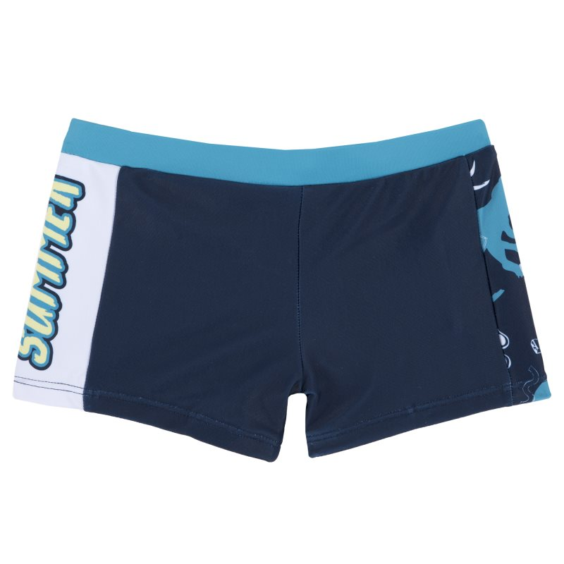 Swimming Trunks Boxers Chicco Size 092 Color Dark Blue