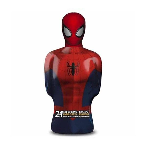2-in-1 Gel And Shampoo Spiderman Spiderman (475 Ml)