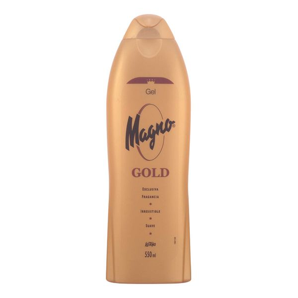 Shower Gel Gold Magno (550 Ml)