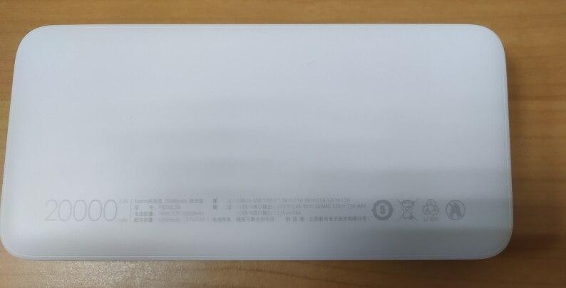Potable External Battery 20000 mAh Xiaomi Redmi Power Bank 10000 mAh Xiaomi Redmi Power Bank Fast Charge free shipping|Power Bank|   - AliExpress