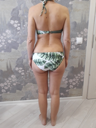 Riseado Sexy Push Up Bikinis Set Swimwear Women Swimsuits Bathing Suit Women Halter biquini Leaf Print Beach Wear Bikini 2020|Bikini Set|   - AliExpress
