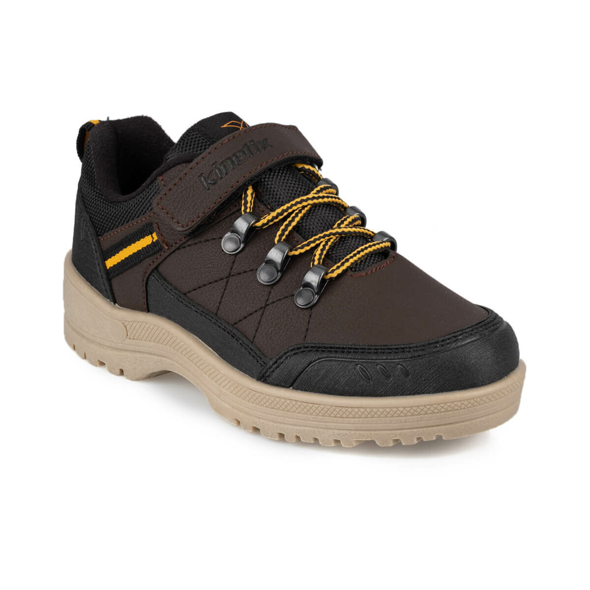 FLO MARS 9PR Brown Male Child Outdoor KINETIX
