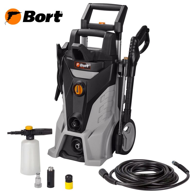 High pressure cleaner Bort KEX 2500 (2400 W, pressure up to 180 bar, foamer)-in Car Washer from Automobiles & Motorcycles on Aliexpress.com | Alibaba Group