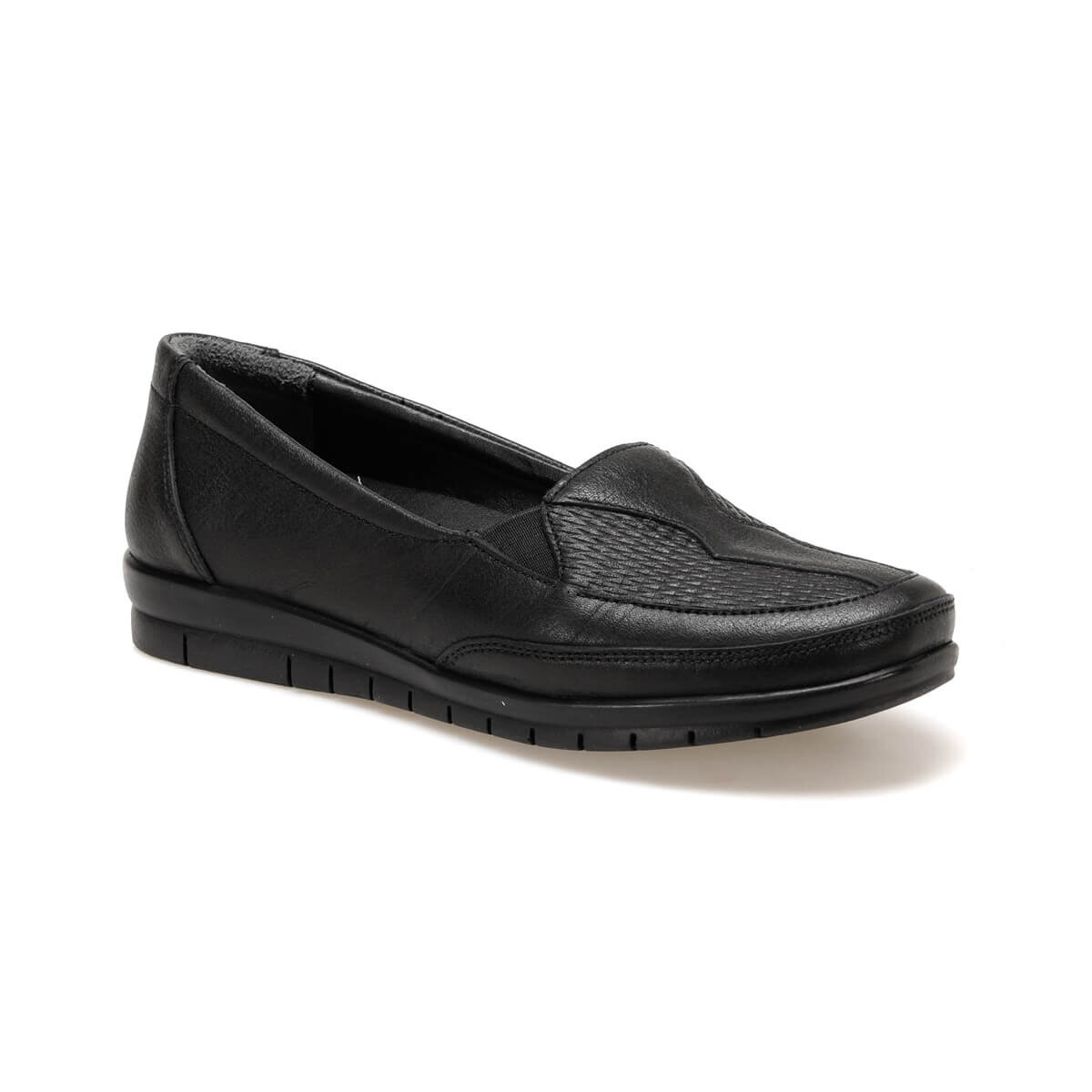 FLO 82.110217.Z Black Women Shoes Polaris 5 Point