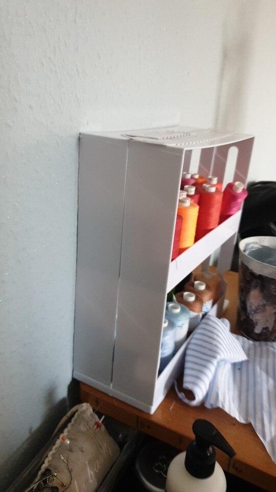 MagicCabinet™ - Multi-Function Rotating Storage Shelf photo review