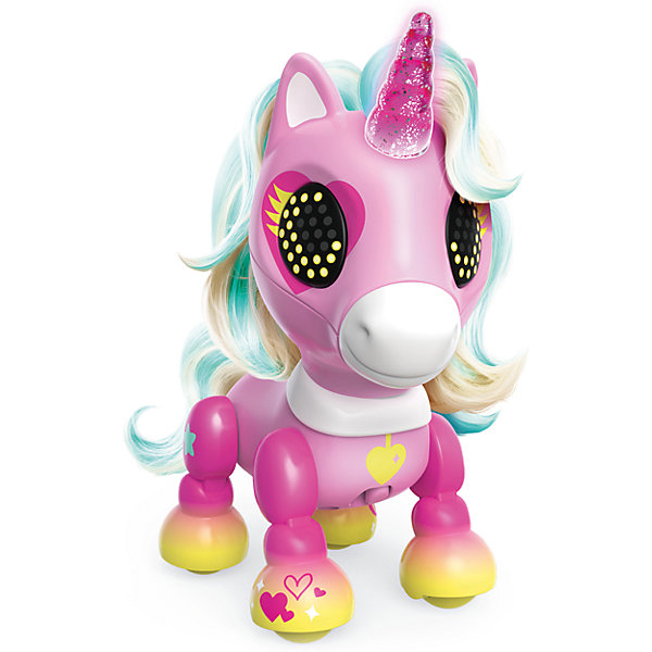 Interactive Toy Spin Master Zoomer Happy Unicorn Cha