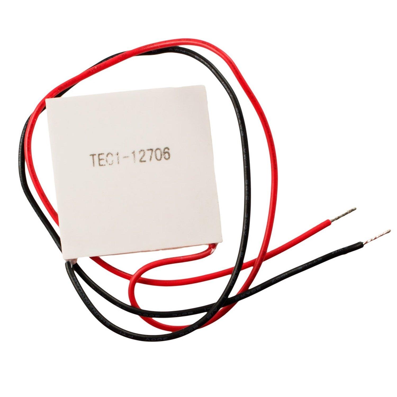 TEC1-12706 Heatsink Thermoelectric Cooler Cooling Peltier Plate Module 12V 60W стоимость