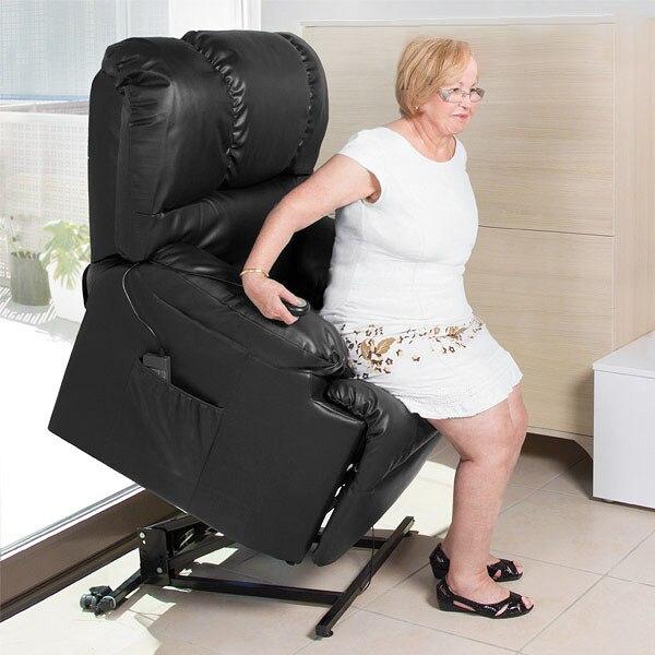 Cecotec 6011 Hebe Entspannen Stuhl mit Massage