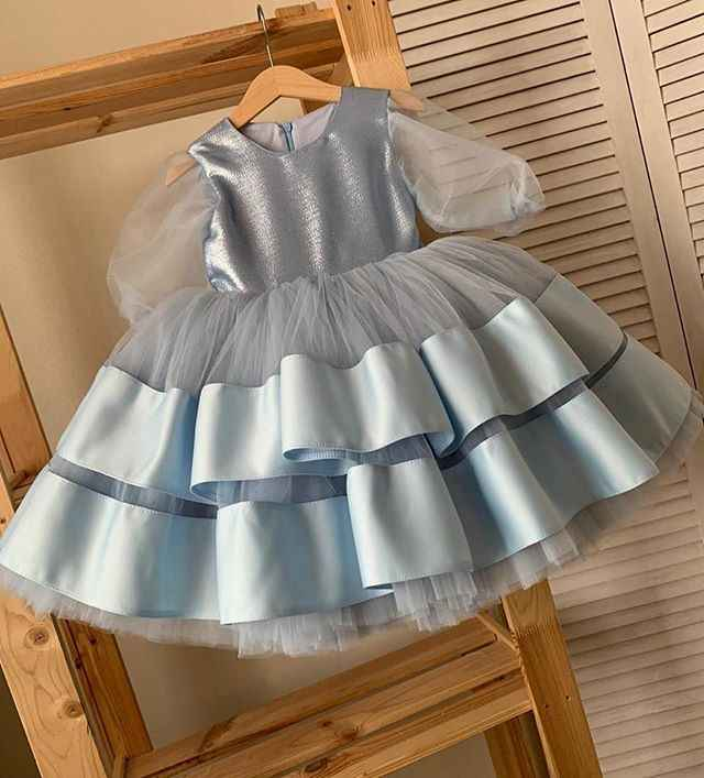 Owligbaby Wholesale baby girl clothes dress lace girls dress children clothes kids dress