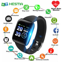 Health Bracelet 5 in 1 Fitness Tracker Activity Smart Band Pedometer Sports Health Wristband Cardio Tonometer Blood Pressure(China)