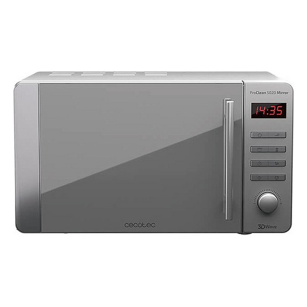 Microwave Cecotec ProClean 5020 Mirror 20L 700W Stainless steel