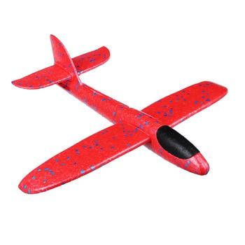 CHILDREN'S AIRPLANE, PLANTER POLYTEROL PLAY, 35X36 CM,