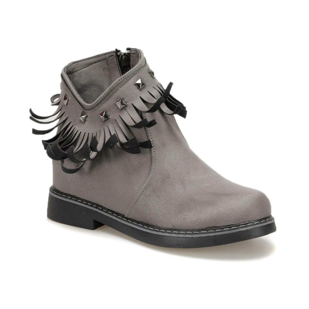 FLO AYLAN77Z SKIN Gray Women 'S Shoes BUTIGO