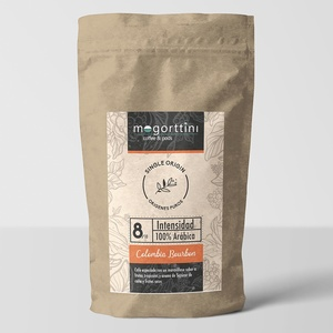 Colombia Bourbon Amarillo Honey Mogorttini Single Origin. Coffee beans 500gr.