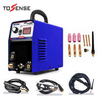 TOSENSE Argon Welding Machine 200A TIG Arc Metal Welder 300A Welding Holder & Tig Torch