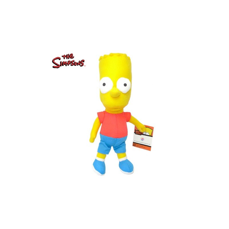 Bart Simpsons Plush 25cm