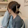 AWAYTR для женщин заколки металлические заколки для волос аксессуары для волос заколки для волос шпильки женские заколка для волос, головные у...