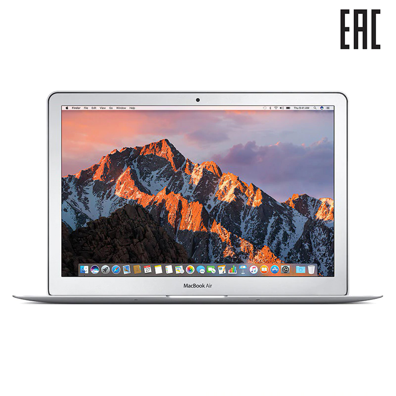 "Ноутбук Apple MacBook Air 13 "" 1.8 ГГц Dual-Core Intel Core i5, 128 ГБ (MQD32RU/A)"