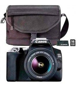 CANON 250D + 18-55 DC III + bag SB130 Black