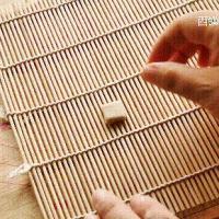 杂粮炒莜麦猫耳朵的做法图解8