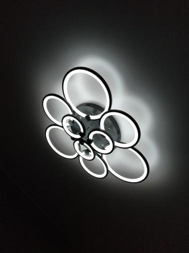 -- Lustre Iluminação Jantar
