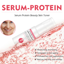 Serum Protein Anti-Wrinkle Face Collagen Whitening Moisturizer Essence Anti-allergy Mask Toner Shrink Pore Skin Care