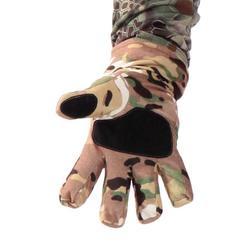 Перчатки Keotica мембрана на флисе multicam