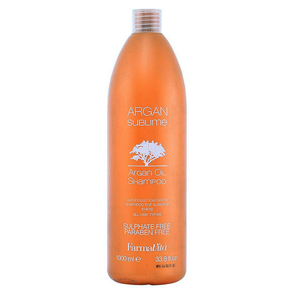 Nourishing Shampoo Argan Sublime Farmavita