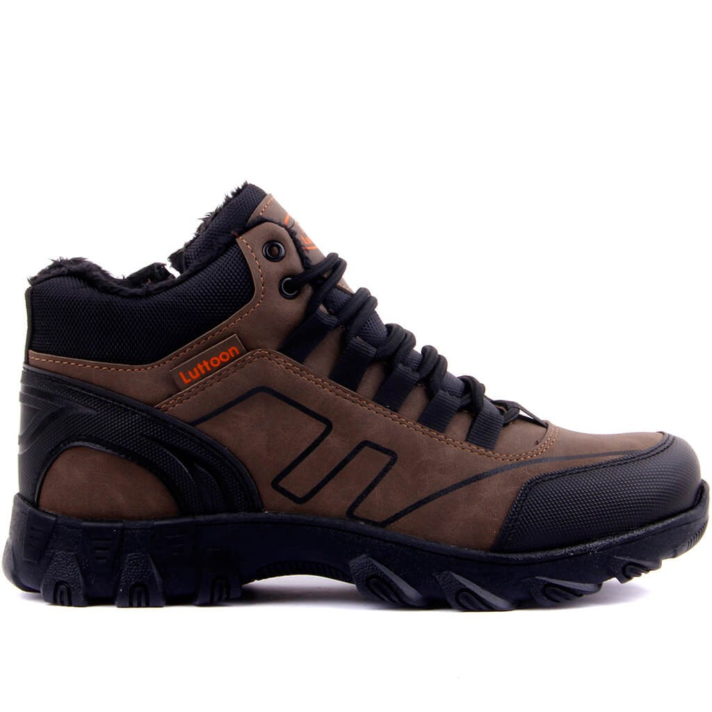Outdoors Men Boots Breathable Trekking Sneakers Mountain Anti-kaygan Boots High Quality Mens Hiking Shoes Rubber Sole Tracking Boot