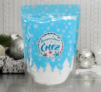 Snow artificial loose for decor soft 35g