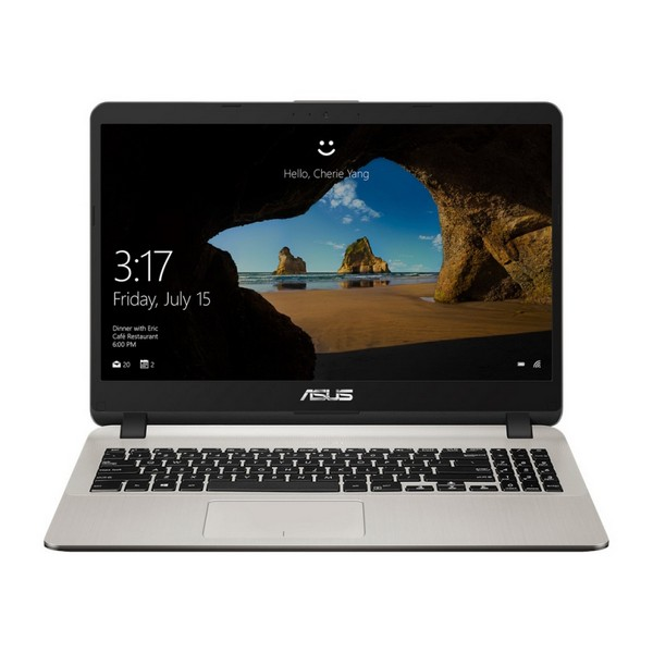 "Notebook Asus X507MA-BR365 15,6"" Celeron N4000 4 GB RAM 128 GB SSD Golden"