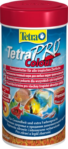 Tetrapro Colour (chips) For Any Kinds Of Tropical Fish, 500 Ml.
