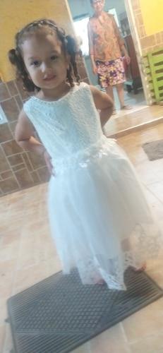 2021 Lace Sequins Formal Evening Wedding Gown Tutu Princess Dress Flower Girls Children Clothing Kids Party For Girl Clothes|party for girls|tutu princessprincess dress - AliExpress