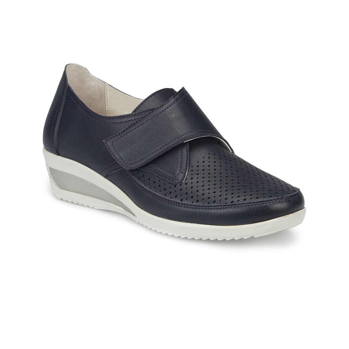 FLO 81.111012.Z Navy Blue Women Basic Comfort Polaris 5 Point