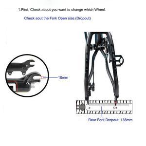 "Image 2 - New 48V1000W MAC geared rear 8T cassette hub motor Electric bike Kit 26"" 27.5"" 28 Wheel electric bike conversion kit 45km/h"