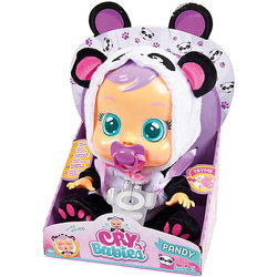 Crying baby IMC Toys Cry Babies Pandy