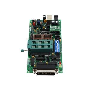 Image 2 - SPI 25xx PCB5.0T 2013 Willem EPROM مبرمج ، BIOS009 الموافقة المسبقة عن علم ، دعم 0.98d12 ، تعزيز كليب PLCC32 + SOIC 8 دبوس محول