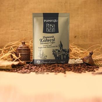 цена на Ottoman Coffee Pasha Pleasure 200 gr. Free Shipping From Turkey. Unique delicious and fragrant Turkish Coffee
