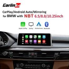 Carlinkit Decoder 2.0 For BMW NBT Sytem Series 3 F30 F31 F34 Series 4 F32 F33 F36 Apple CarPlay Android Auto Multimedia Wireless