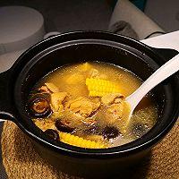 暖冬•虫草花炖鸡汤的做法图解6