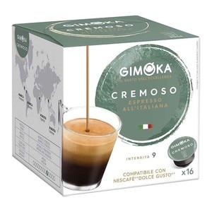 Espresso Creamy Gimoka®, Dolce Gusto®Compatible 16 capsules