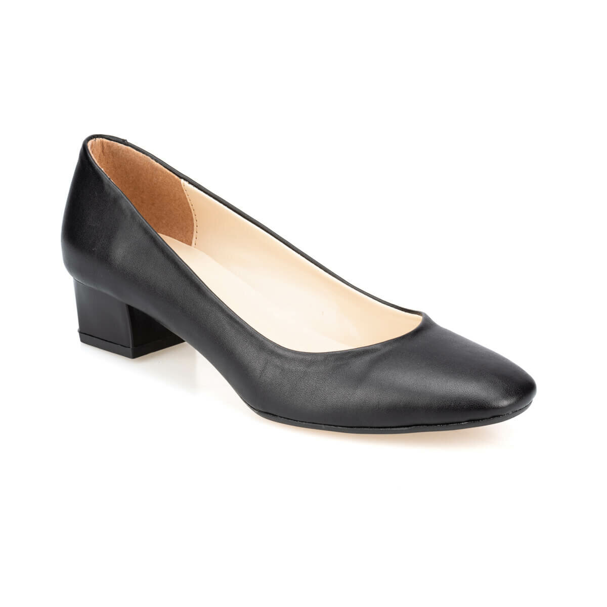 FLO 91.312079.Z Black Women Gova Shoes Polaris