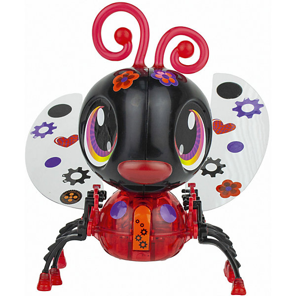 Toy 1Toy РобоЛайф Ladybug Interactive